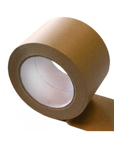 Cinta de papel Kraft Autoadhesiva